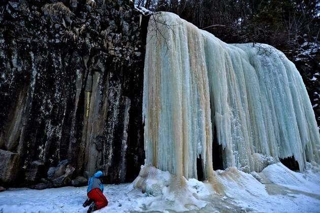 走进神奇的长白山冰雪世界与古老文化,体验大自然创造的童话!