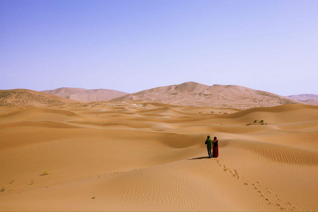 苍天圣地阿拉善全景行摄, 额济纳胡杨,中国最美巴丹吉林沙,漠曼德拉岩画,月亮湖