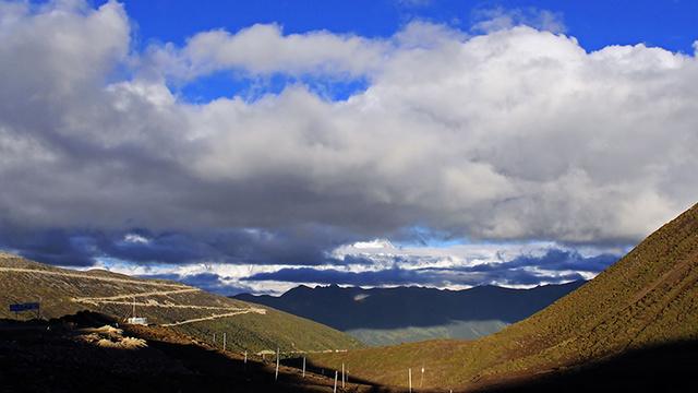 """""""冬""""行西藏陽光行,去看雪,去泡湯、靜享陽光世界里的冬日暖陽"""