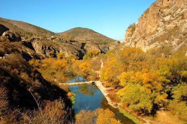 幽州 山水兼程,从徒步开始爱上你!(幽州峡谷,沿河城,龙门峡谷,一线天)