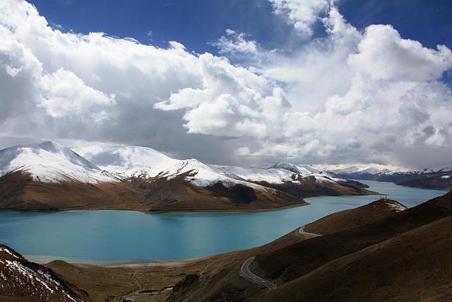 行摄羊湖纳木错雅鲁藏布大峡谷,带你圆梦西藏