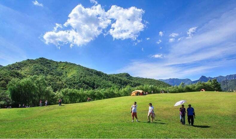 活动亮点           活动介绍      玉渡山风景区位于北京市