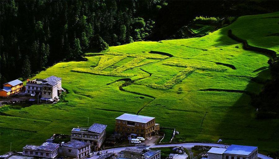 香格里拉,稻城亚丁经典行摄之旅,一睹神山的巍峨