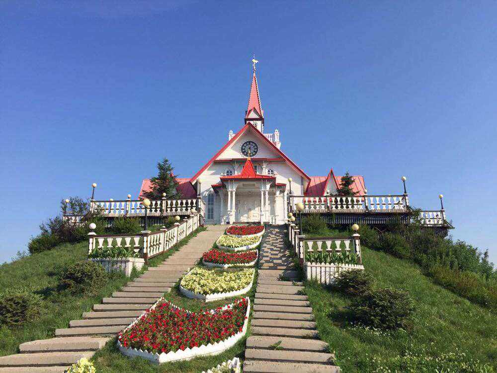 带着你的家人和孩子畅游伏尔加庄园