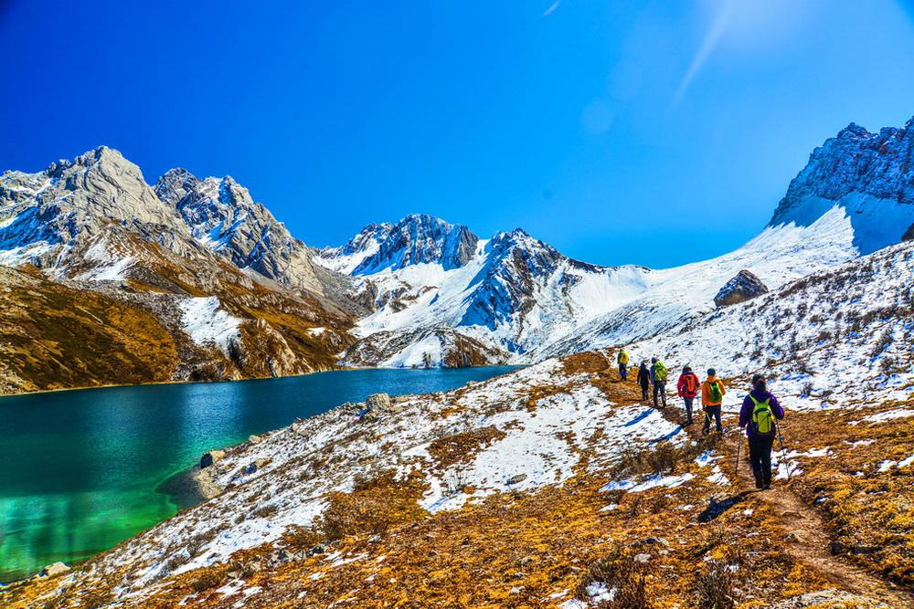 野性七藏沟经典徒步穿越之旅,探寻传说中的秘境