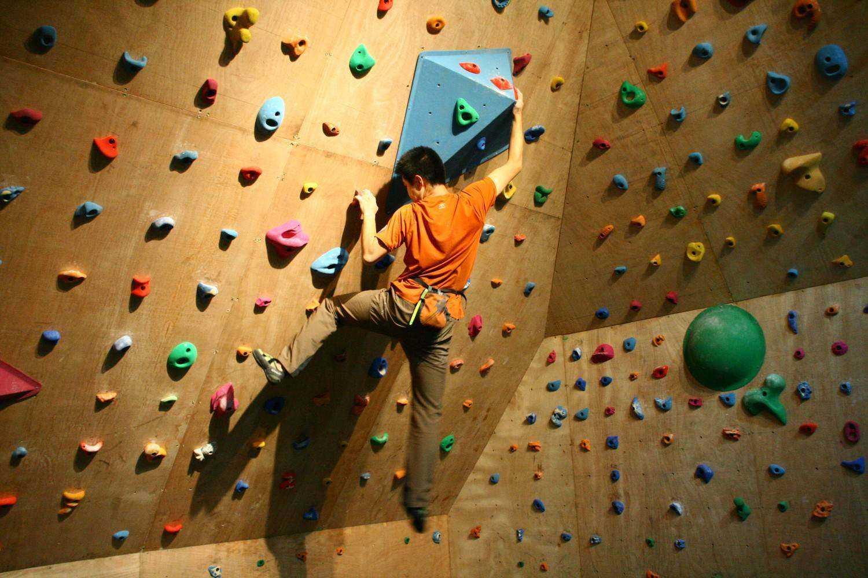 四得攀岩体验券,体验室内攀岩的魅力