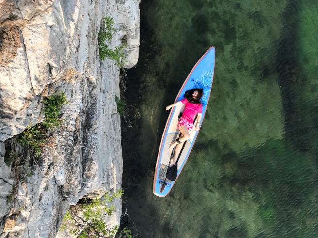 野三坡 桨板2日之旅