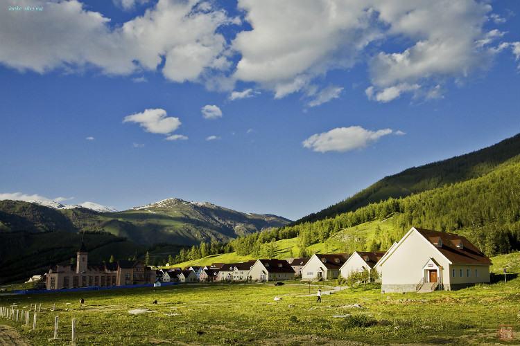 """天堂之境,神的花园(探访喀纳斯""""图瓦""""神秘民族9天北疆文化之旅)"""