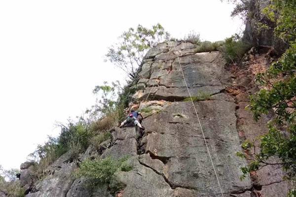 陡坡村野攀,释放你的野性
