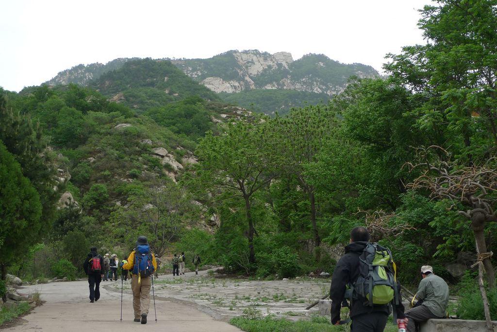 """活动介绍      云蒙山自然风景区位于被称为京郊""""小黄山""""的云"""