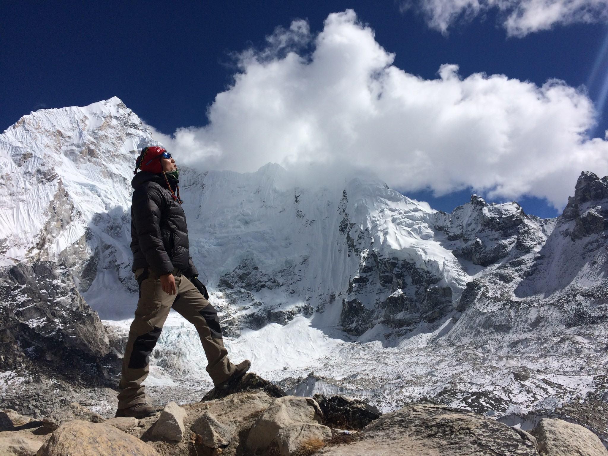 徒步珠峰—感受世界之颠