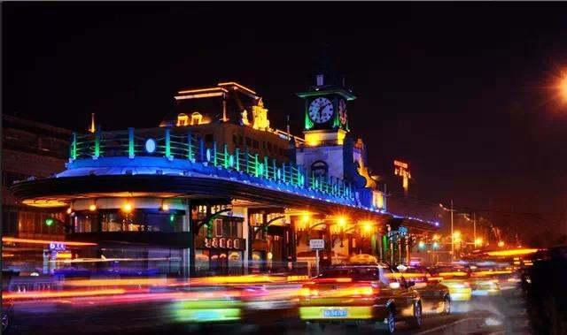 跨年之旅︱想和你在尔滨有个约会