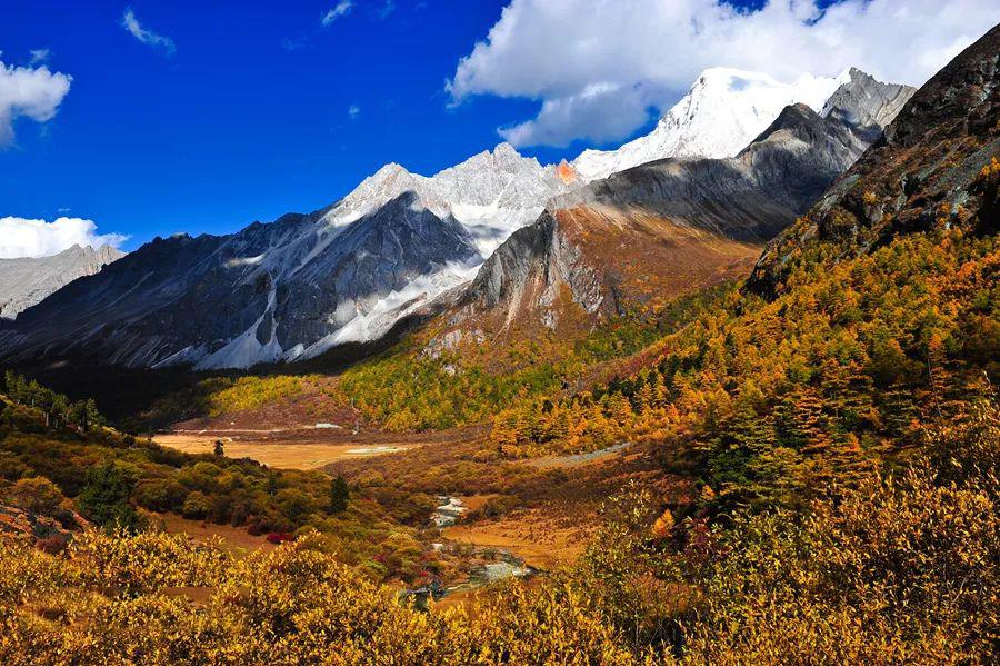 A3:香格里拉-梅里雪山-稻城亚丁风光经典七日游 中国最美一个圈 滇川藏香格里拉大环线