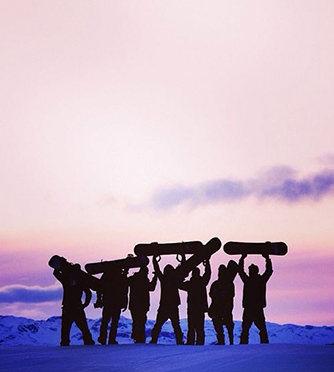 15场雪季最IN大趴,把整个雪圈都弄高潮了……