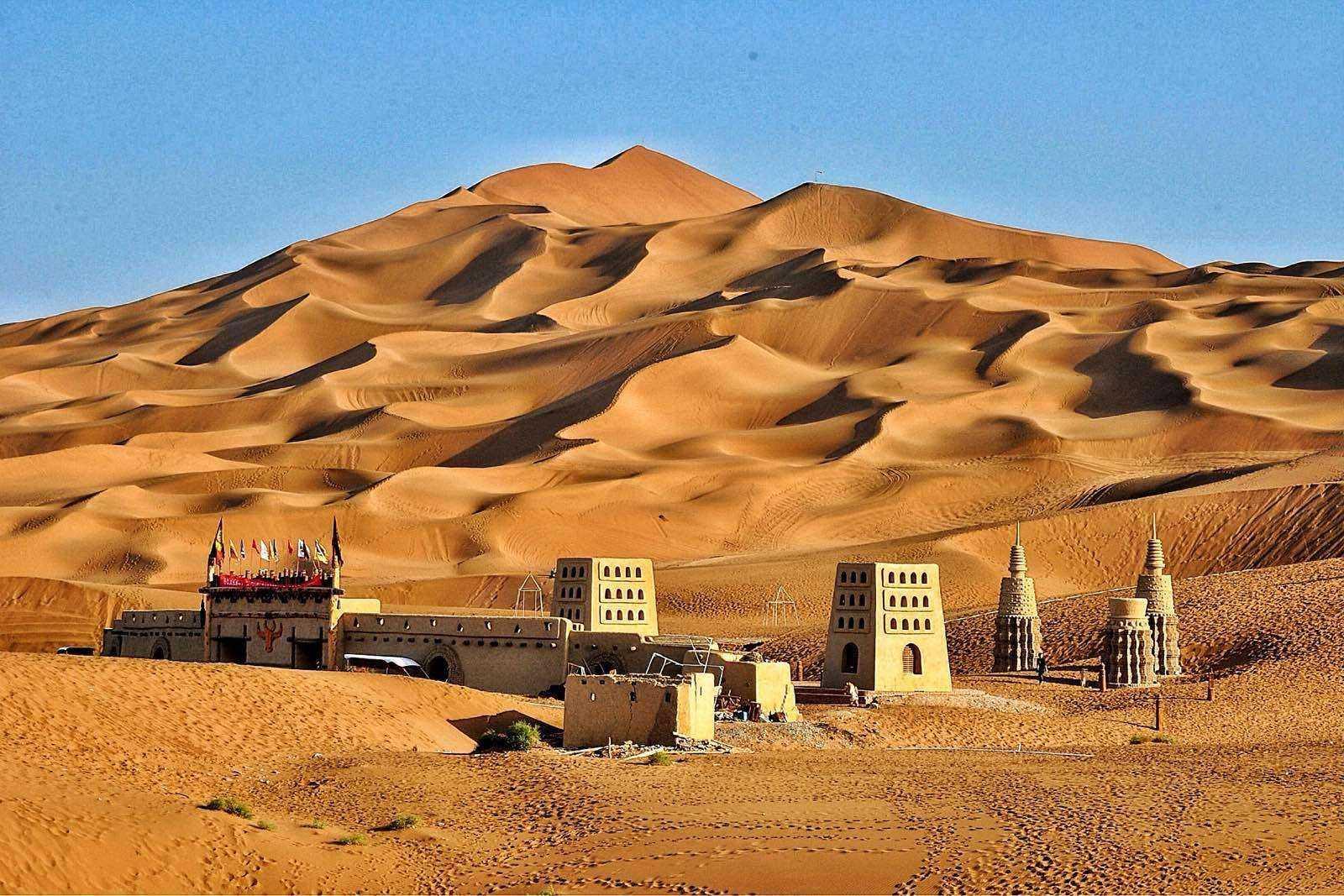 绝色西域,大美新疆—喀纳斯-伊犁14天环线