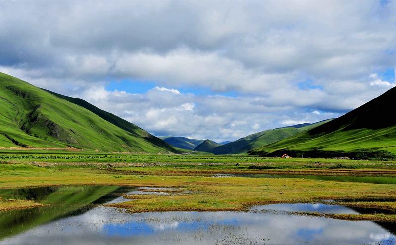 行摄稻亚然乌,可可西里青海湖,川进青出藏地深度游