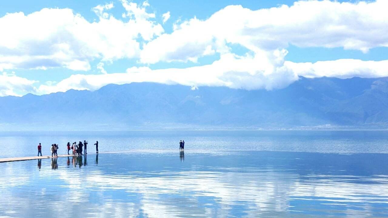 环游大理洱海,这是一片不是海的海