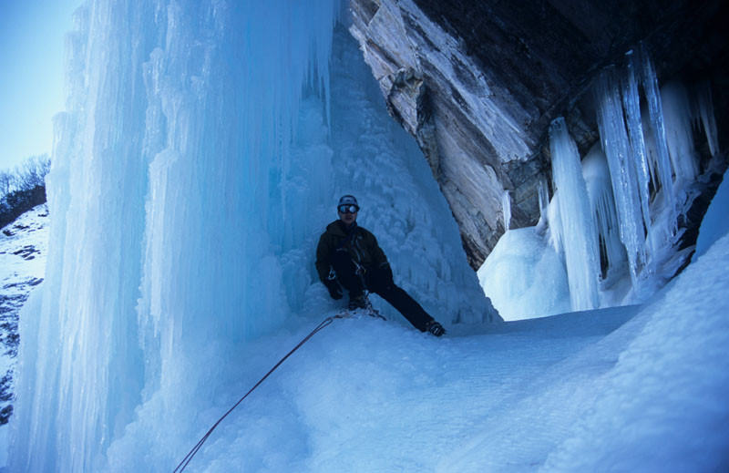 玩出不同四姑娘山双桥沟攀冰计划3.5日活动(含装备)