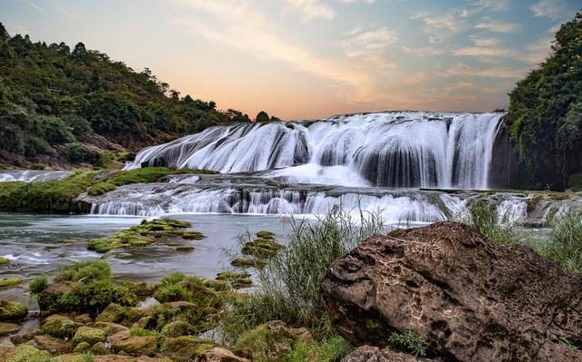 走进下暗河溶洞龙宫,观奇幻黄果树瀑布马岭河大峡谷,魅力黔西南奇幻山水深度行摄旅拍