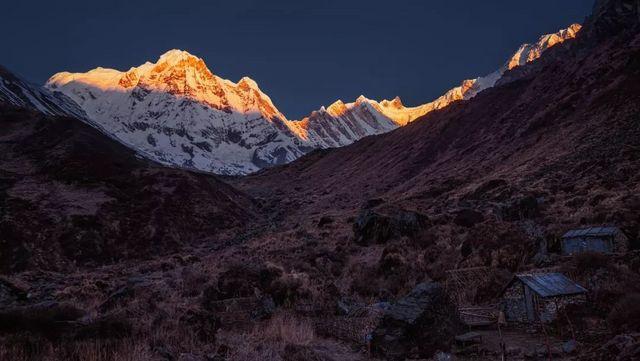 每个大洲最高的那些山峰,都是颜值不高的满脸褶子形象.