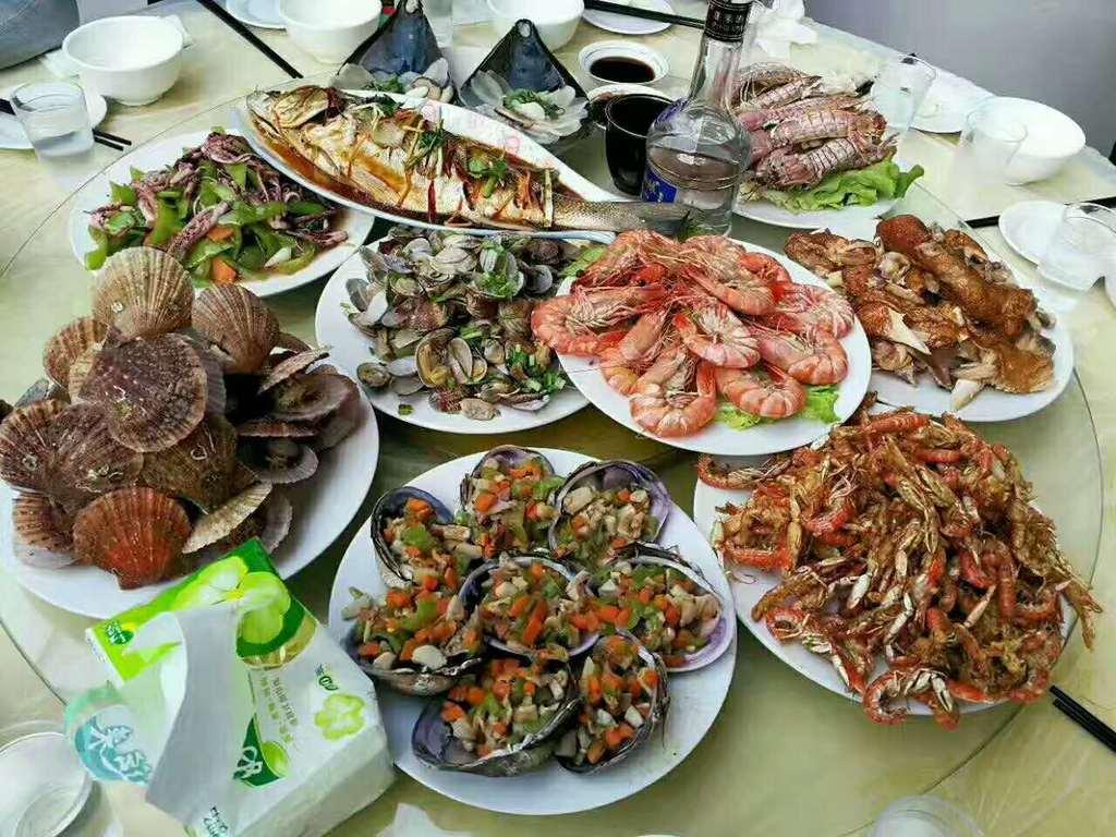 传统代表1024_768餐厅美食白银海鲜美食图片