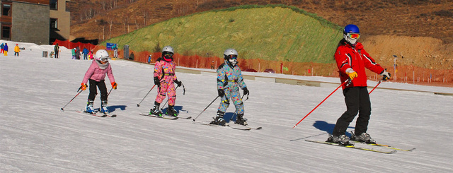 云顶滑雪场