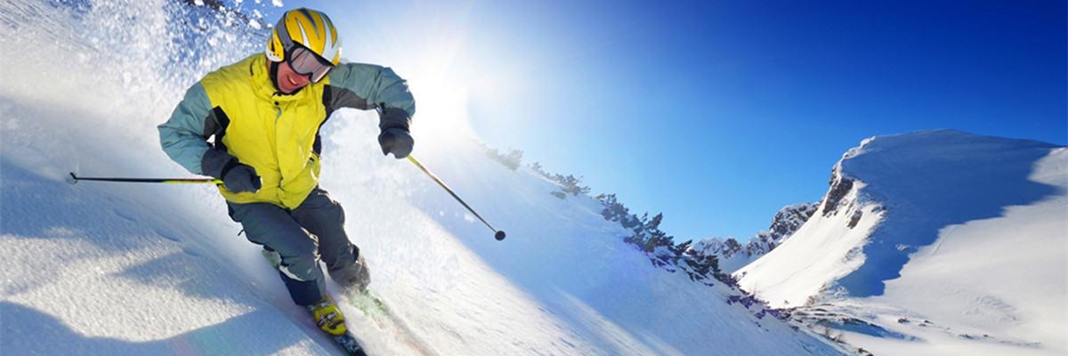 长城岭滑雪场