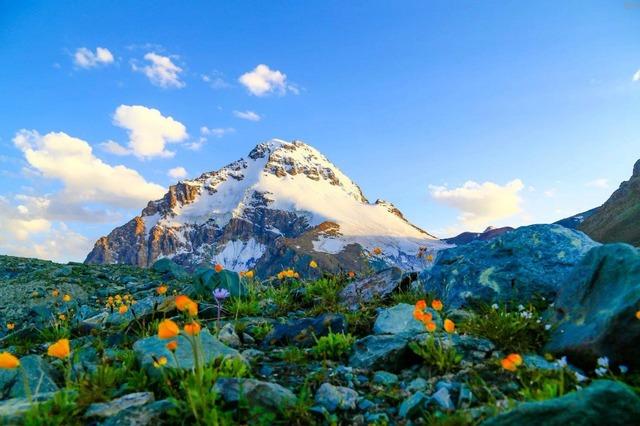 【超级写手】一场心与大自然的交流——博格达徒步探险