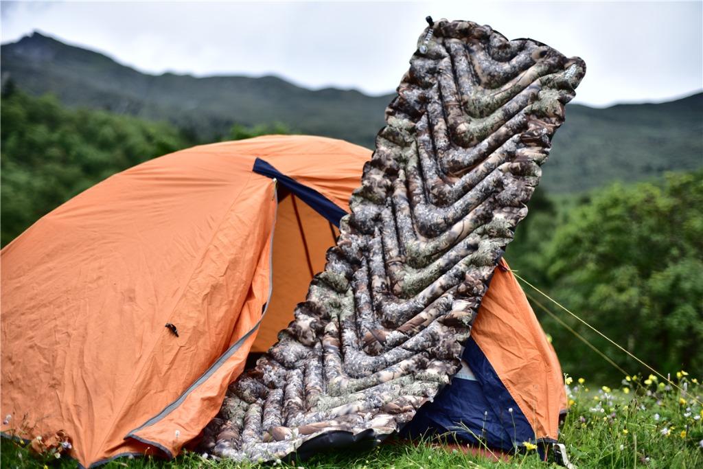 温暖舒适的守护者——KLYMIT轻量舒适充气睡垫