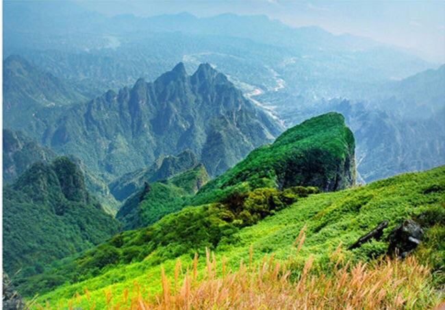 广西平南县啊婆山旅游风景区,户外范 - max户外