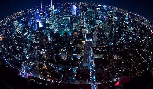 如果你能扛得住纽约,你就能扛得住世界上所有的地方