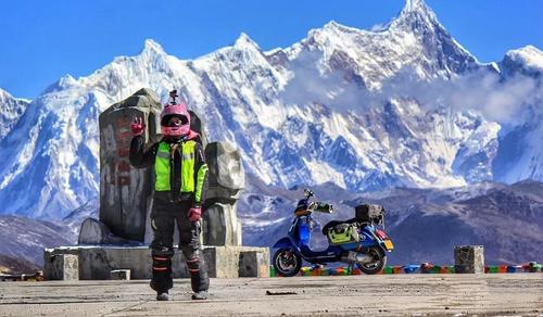 京妞摩旅    11月的西藏不会大雪封山,反而更美?
