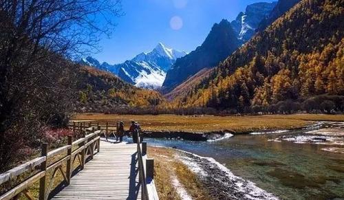 独行川藏北线 | Day 5:色达—甘孜