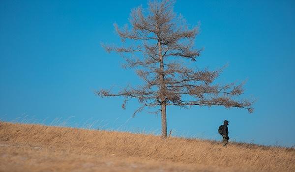 M记 | 关于海拉尔的冬天,有mont-bell背包相伴