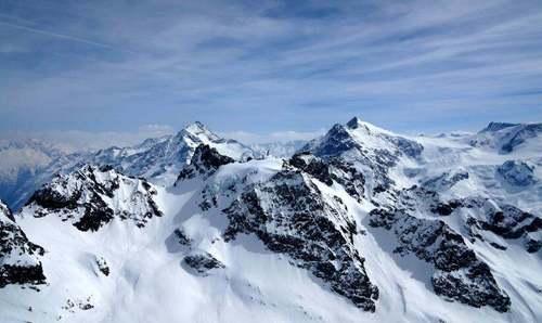 雪山分级指南——拿着这份难度清单去攀登吧!