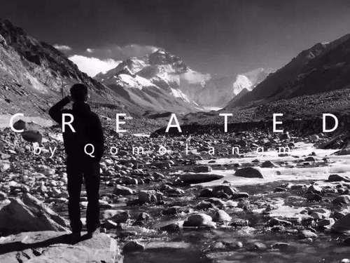 这位27岁便登顶珠峰的世界首位艺术家,他用登山阐述艺术和人生!