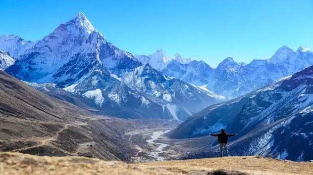 這條珠峰南坡的頂級徒步線路,是99%戶外愛好者的終極夢想!
