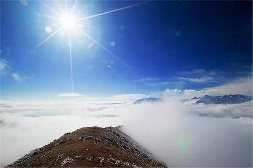"""達瓦更扎:能與牛背山相媲美的觀景平臺,這里還有一條""""通天路""""!"""