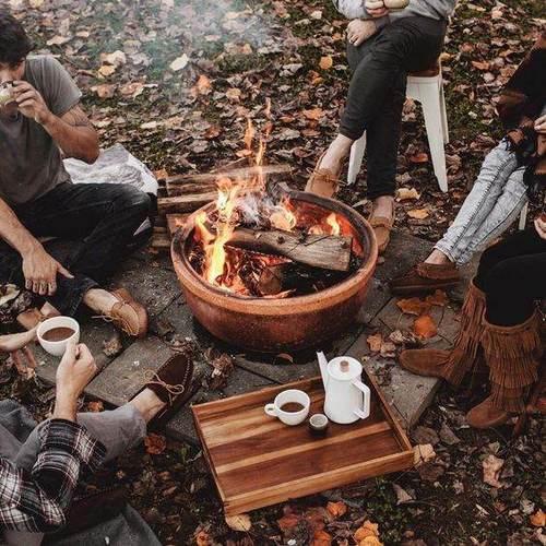 石话石说 | 你想去哪里度过秋高气爽的日子?