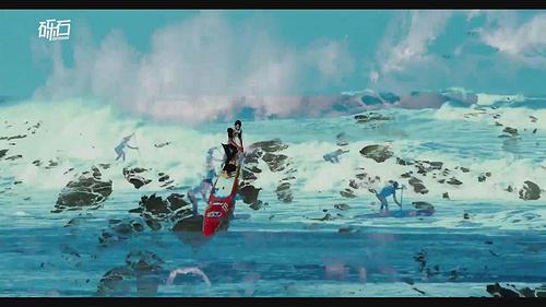 视频 | SUP超级赛事-Red Rull Heavy Water
