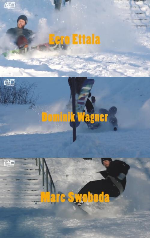 在芬兰,哪里都是滑雪场