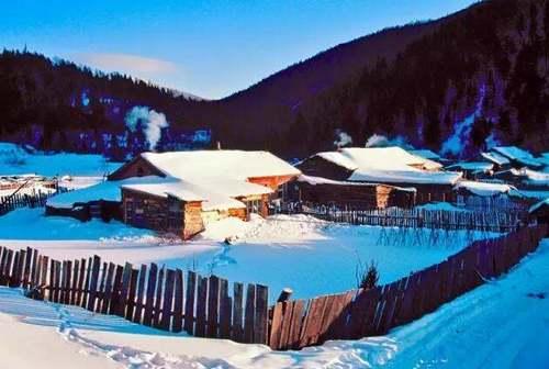 精挑细选春节期间国内4大地区的10个最佳赏雪地,带你去雪地里撒点野!