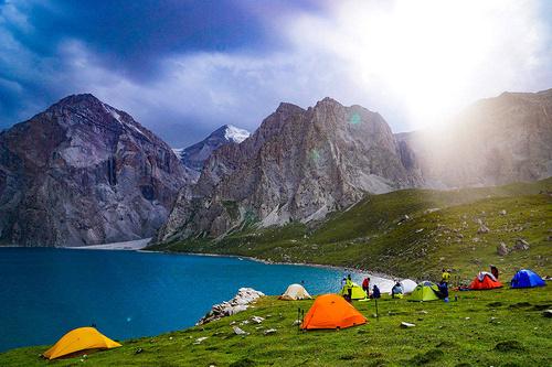它是國內頂級徒步線路中最柔情的一條——烏孫古道