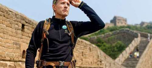 曾山:这位美国人在中国登山20年,现在他励志要建一所国内最好的登山培训学校!