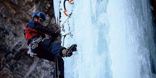 国内攀冰胜地一览