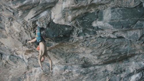 Adam Ondra成功攀登世界第一个5.15d路线