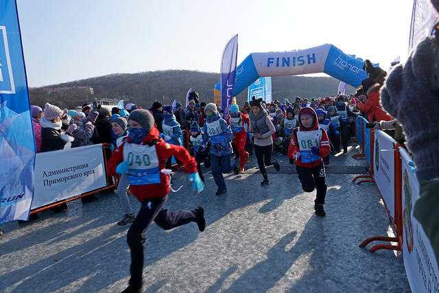 符拉迪沃斯托克(海参崴)国际冰雪半程马拉松,开启报名