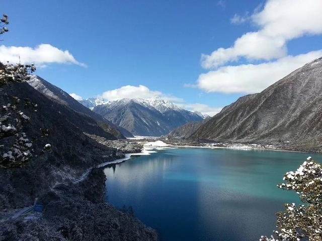 冬游西藏,领略西藏小江南,探秘藏文化发源地
