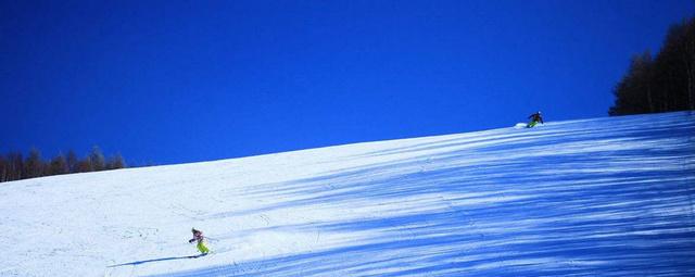 多乐美地滑雪场