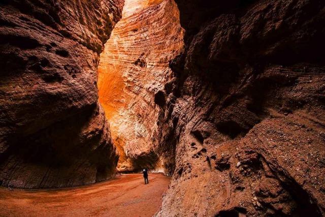 M记 | 国内这些藏着旷世奇景的峡谷,在全世界都排得上号